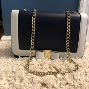 Salvatore ferragamo Vara rainbow crossbody